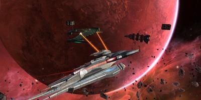 Eve Online - Verover het universum en ontdek tegelijk echte nieuwe planeten