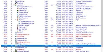 Task Manager Deluxe - Een goede vervanger voor Windows Taakbeheer