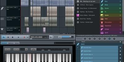 Magix Music Maker Free - Muziek maken met losse handen