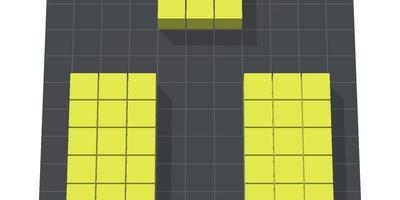 ColorFill 3D - Verover het hele speelveld