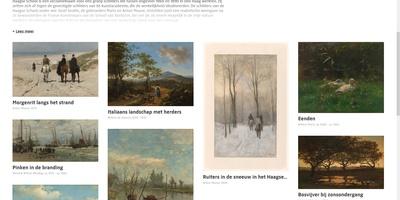 Rijksstudio - Het Rijksmuseum vanuit huis