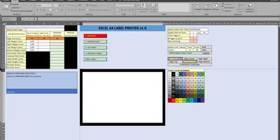 Excel Etiketten Printer - Etiketten printen vanuit Excel