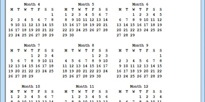 Calander Magic - Reken met data in elk kalendersysteem en meer