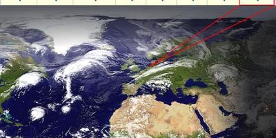 EarthTime -  Een blik op de klok van waar ook ter wereld