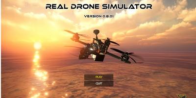 Real Drone Simulator - Schuilt er een drone-piloot in u?