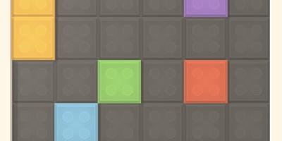 Folding Blocks - Ontvouw de vormen en vul het speelveld