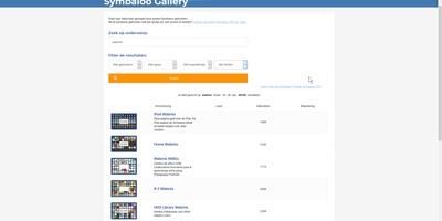 Synbaloo Gallery - Vind interessante websites op allerlei gebieden