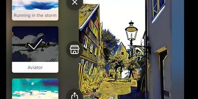 Prisma - Verander uw foto in een kunstwerk