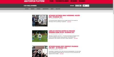 Amateurfilm Platform - Een archief vol (oude) amateurfilms
