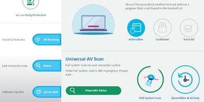 SecureAPlus - Scan je pc met meerdere scanners tegelijk