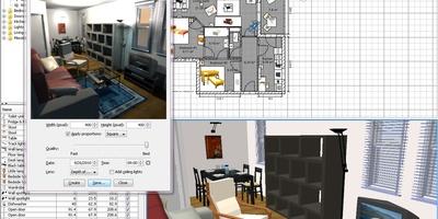 Sweet Home 3D gratis downloaden   Computer Idee