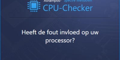 Spectre Meltdown Checker - Is jouw pc kwetsbaar voor Spectre- of Meltdown-aanvallen?