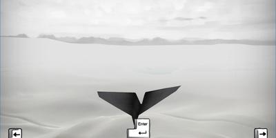 Paper Plane - Spelen met een papieren vliegtuigje