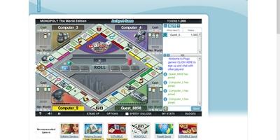 Monopoly World Edition - Bent u een vastgoedmagnaat?