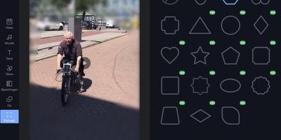 Filmr - Filmpjes monteren en verfraaien op uw mobiel