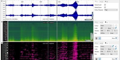 Sonic Visualiser - Analyseer uw geluidsbestanden