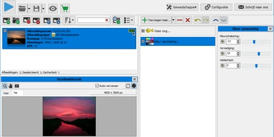 ImBatch - Bewerk foto's volautomatisch