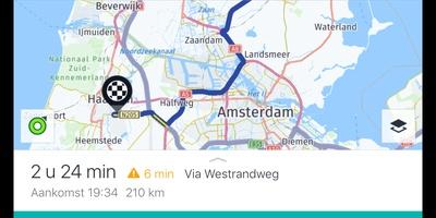 Here WeGo - Offline navigatie voor tablet en smartphone