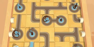 Water Connect Puzzle - Voorzie alle fonteinen van water
