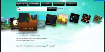 Kodu - Zelf 3D-games maken
