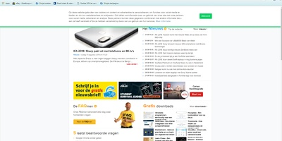 Slimjet - Een op Chrome gebaseerde browser met vele extra's