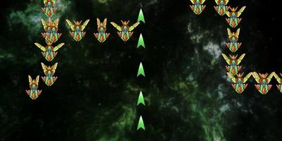 Galaxy Attack: Al die oude space-games in één