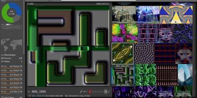 Diffractor Photo - Nieuwe foto- en videobeheerder