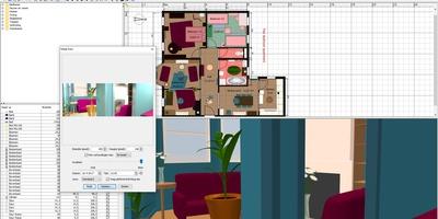 Sweet Home 3D - Bouw uw huis na en richt het in