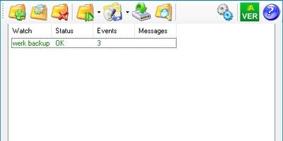 AutoVer - Back-up en versiebeheer in één programma
