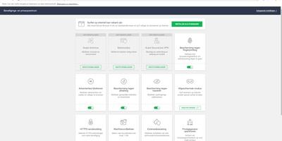 Avast Veilige Browser - Snelheid en privacy