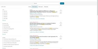 Mendeley Desktop - Referentiesysteem voor (wetenschappelijke) documenten