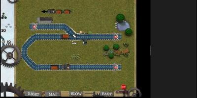 Trains - Een stukje hogere rangeerkunde