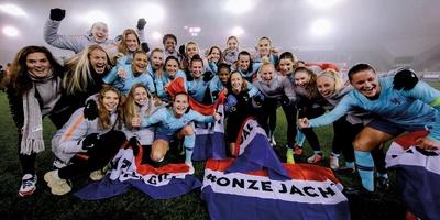 Uit het blad - Volg het WK vrouwenvoetbal