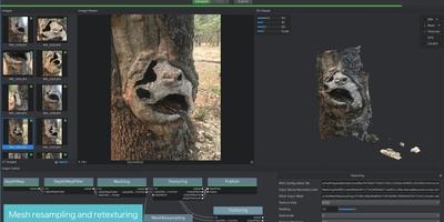 Meshroom - Maak 3D-modellen van foto's