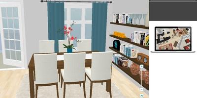 Room Sketcher - Richt uw huis opnieuw in