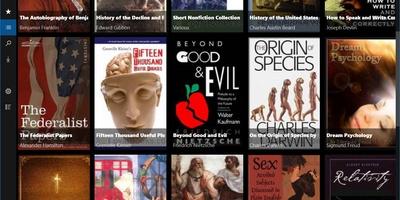 Audio Books Free - laat u eens lekker voorlezen