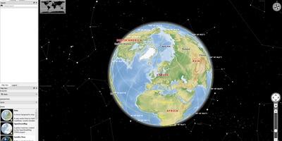 Marble - Een mooi alternatief voor Google Earth