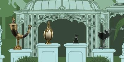 Baron Ferdinand's Challenge - Zoek schatten uit een echt museum