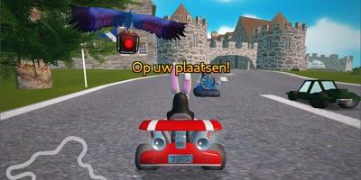 SuperTuxCart - Racen à la Tom & Jerry