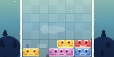 Slidey - Een soort Tetris, maar dan ondersteboven