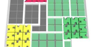 Blocks vs. Blocks - Speelvelden veroveren