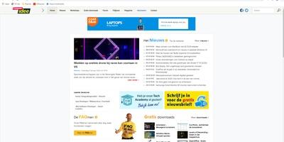 CentBrowser - Alternatief voor de bekende browsers
