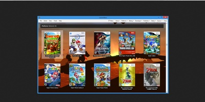 LaunchBox - Database voor retrogames