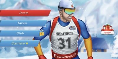 Biathlon Mania - twee sporten voor de prijs van één