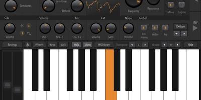 Synth One - Een gratis synthesizer van commerciële kwaliteit