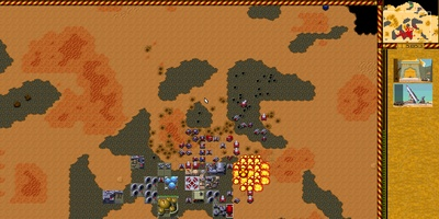 Dune Legacy - Hedendaags Dune II