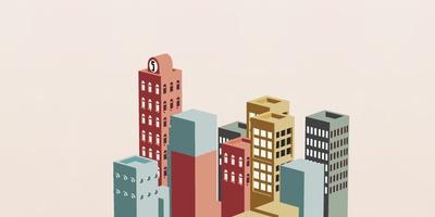 High Rise - Bouw een eigen metropool