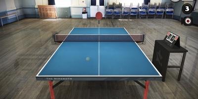 Table Tennis Touch - Lekker tafeltennissen zonder een tafel op te hoeven zetten