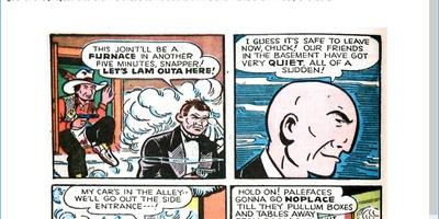 Digital Comic Museum - Geniet van de (Engelstalige) strips van weleer
