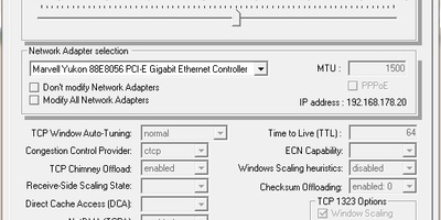 TCP Optimizer gratis downloaden | Computer Idee